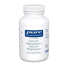 Pure Encapsulations Calcium-Magnesiumcitraat 90 Capsules