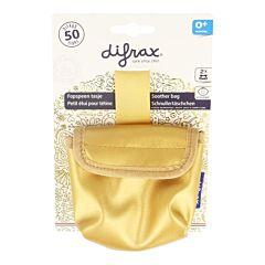 Difrax Fopspeentasje Gold 1 Stuk