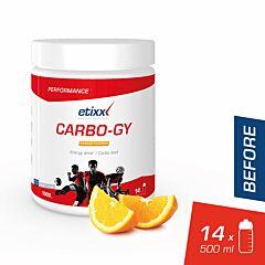 Etixx Carbo-Gy Orange 1kg