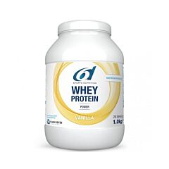 6D Sports Nutrition Whey Protein Vanilla 1kg