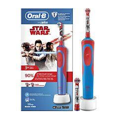 Oral-B Star Wars Tandenborstel Kids 3+ Jaar + 2 Refills
