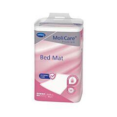 MoliCare Premium Bed Mat - 7 Druppels - 40x60cm 30 Stuks