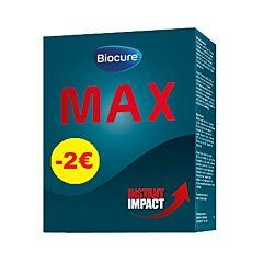 Biocure Max 30 Tabletten PROMO - €2