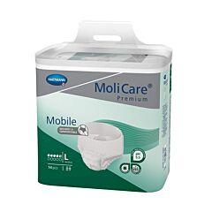 MoliCare Premium Mobile Incontinentieslip - 5 Druppels - Large 14 Stuks