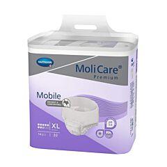 Molicare Premium Mobile Incontinentieslip - 8 Druppels - Extra Large 14 Stuks