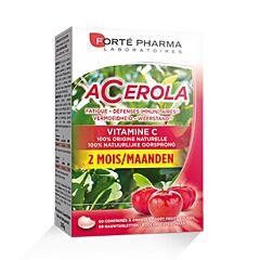 Forté Pharma Acerola Energie 60 Kauwtabletten