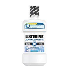 Listerine Advanced White Milde Smaak Mondspoeling 500ml