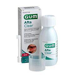 Gum AftaClear Mondspoeling 120ml