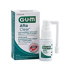 Gum AftaClear Mondspray 15ml