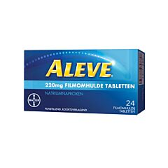 Aleve Naproxen 220mg 24 Tabletten