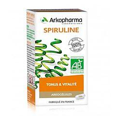 Arkocaps BIO Spiruline Vermoeidheid & Energie 150 Capsules