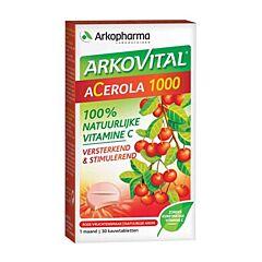 Arkovital Acerola 1000 30 Kauwtabletten