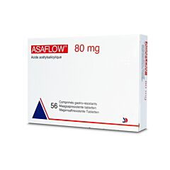 Asaflow 80mg 56 Tabletten