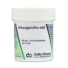 Deba Pharma Ashwagandha-400 60 V-Capsules