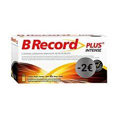 B Record Plus Intense Flesjes 10x10ml Promo - €2