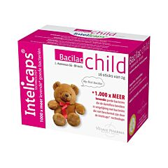 Bacilac Child (Infantis) 16 Sticks