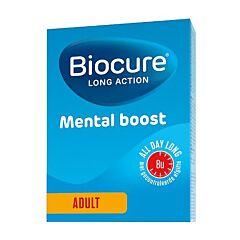 Biocure Mental Boost Volwassenen 30 Tabletten