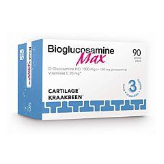 Bioglucosamine Max Kraakbeen 90 Zakjes