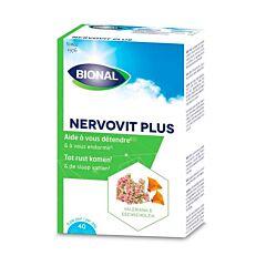 Bional Nervovit Plus 40 Tabletten