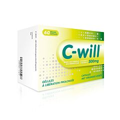 C-Will Vitamine C 60 Capsules