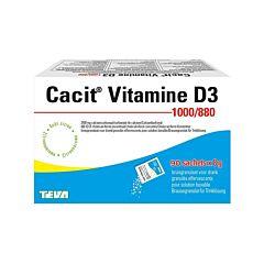Cacit Vitamine D3 1000/880 90 Zakjes
