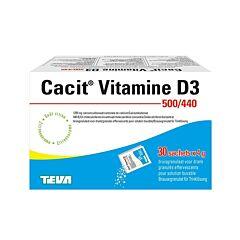 Cacit Vitamine D3 500/440 30 Zakjes