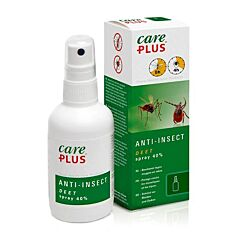 Care Plus Anti-Insect DEET Spray 40% 60ml