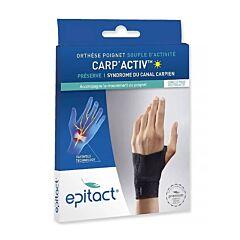 Epitact Carpactiv Polsbrace Linkerhand Maat L