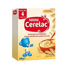 Nestlé Cerelac Koekjesmeel Glutenvrij 4M+ 300g