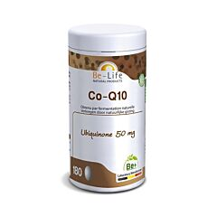 Be-Life Co-Q10 180 Capsules