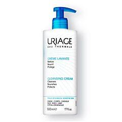 Uriage Wascrème Pompflacon 500ml