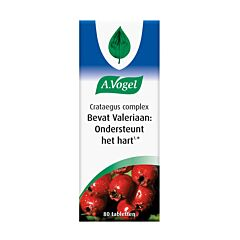 A. Vogel Crataegus Complex 80 Tabletten