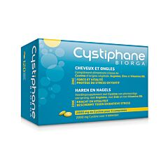 Cystiphane Biorga Haar & Nagels 120 Tabletten NF