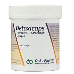 Deba Pharma Detoxicaps 120 V-Capsules