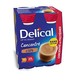 Delical Geconcentreerde Drink HP-HC Koffie 4x200ml