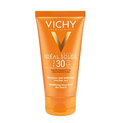 Vichy Capital Soleil Anti-Glim Emulsie Dry Touch SPF30 50ml