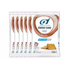 6D Sports Nutrition Energy Cake Peperkoek 6x44g