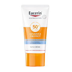 Eucerin Zon Sensitive Protect Crème SPF50+ 50ml