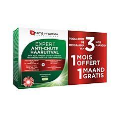 Forté Pharma Expert Haaruitval 3x30 Tabletten PROMO 2+1 Maand Gratis