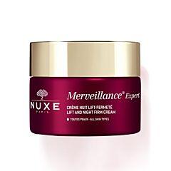 Nuxe Merveillance Expert Liftende En Verstevigende Nachtcrème 50ml