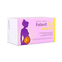 Folavit 0,4mg Essential 90 Tabletten + 90 Capsules
