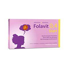 Folavit 0,4mg Start 90 Tabletten