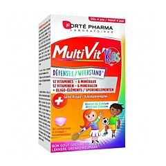 Forté Pharma Multivit 4G Kids 30 Tabletten