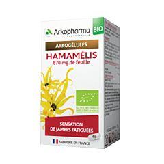 Arkocaps Hamamelis Bio 45 Capsules NF