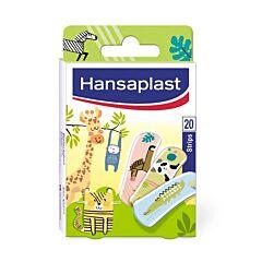 Hansaplast Kids Dieren 20 Pleisters