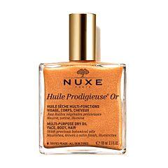 Nuxe Huile Prodigieuse Or Spray 100ml