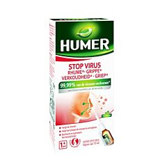 Humer Anti Virus Griep / Verkoudheid Neusspray 15ml