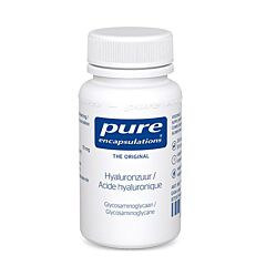 Pure Encapsulations Hyaluronzuur 30 Capsules