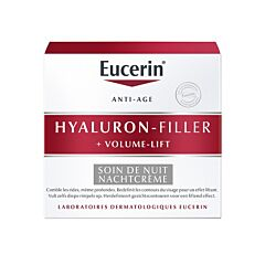 Eucerin Hyaluron-Filler + Volume-Lift Nachtcrème 50ml