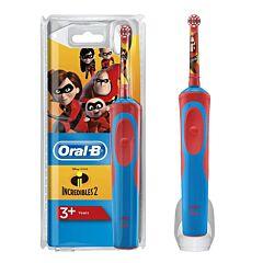 Oral-B Kids Incredibles 2 Elektrische Tandenborstel 1 Stuk